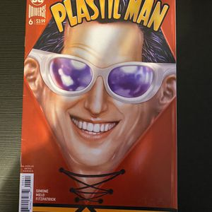 plastic man comic for Sale in Los Angeles, CA