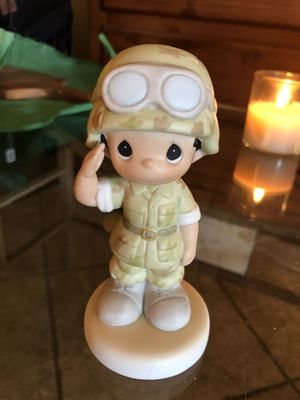 """Precious Moments """"I'm proud to be an American"""" figurine for Sale in Oceanside, CA"""
