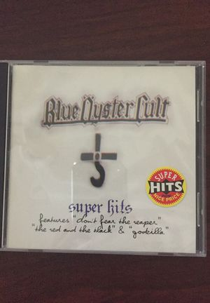 Blue Oyster Cult super hits for Sale in Baltimore, MD