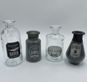 Target Halloween Potion Bottles Lot of 4 for Sale in Los Angeles, CA