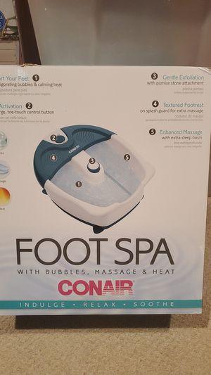 Foot SPA for Sale in Alexandria, VA
