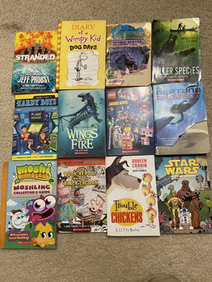 BOOKS AND COMICS for Sale in Owings Mills, MD