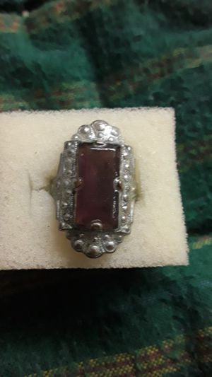 Art Deco pinkie ring for Sale in Madison, VA