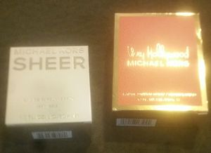 Michael Kors perfume set of 2 for Sale in Seattle, WA