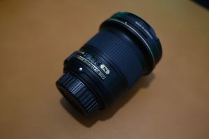 Nikon Nikkor 20mm 1.8 G AF-S Lens for Sale in San Antonio, TX