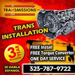Honda Transmission MDX RSX for Sale in Anaheim,  CA