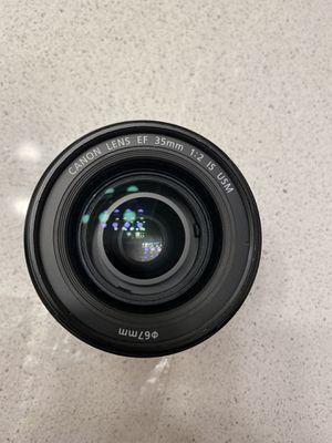 canon lense for Sale in Oakland, CA