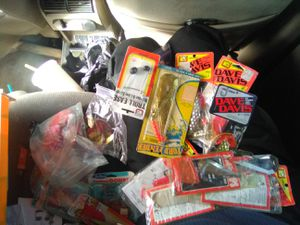 New fishing stuff for Sale in Fresno, CA