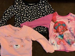 Baby girl, sweaters, trolls, leopard for Sale in Norwalk, CA