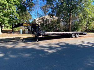 BigTex flatbed trailer for Sale in Suffolk, VA