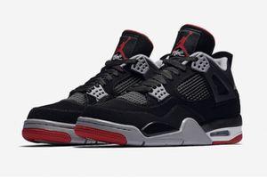 "Jordan 4 ""BRED"" (PRE-SALE) for Sale in Brooklyn, NY"