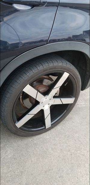 rims and tires for Sale in Surfside Beach, SC