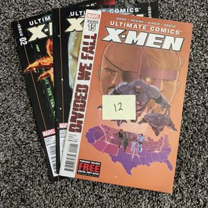X-Men Ultimate Comics for Sale in Riverside, CA