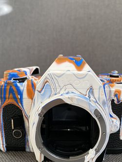 Custom Painted Nikon Film Camera for Sale in Temple City,  CA