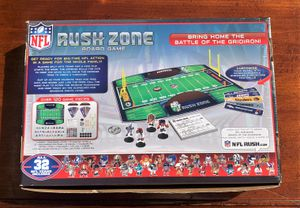 NFL Rush Zone Board Game ***See Full Description Check out all listings for Sale in Casselberry, FL