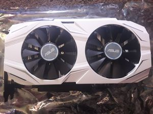 Asus GeForce GTX-DUAL 1060 6GB for Sale in South Corning, NY