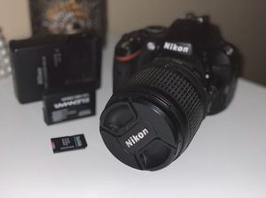 Nikon D5100 Professional Photography and Video Camera for Sale in San Fernando, CA
