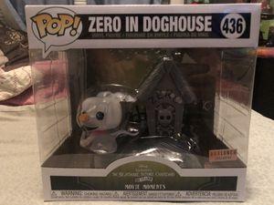 Funko pop zero in doghouse box lunch exclusive for Sale in Union City, CA