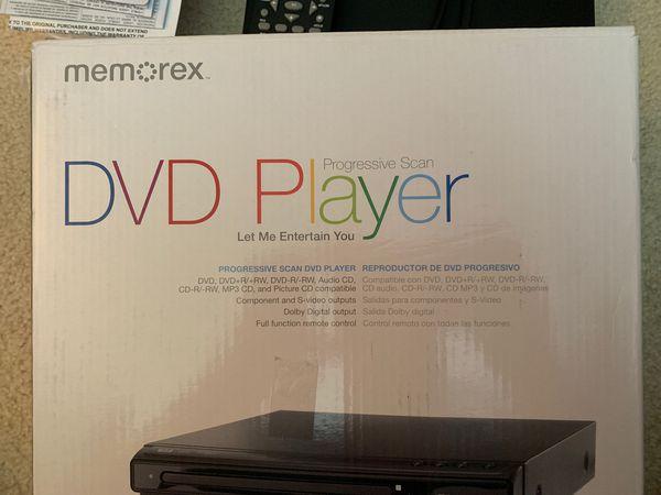 DVD/CD player