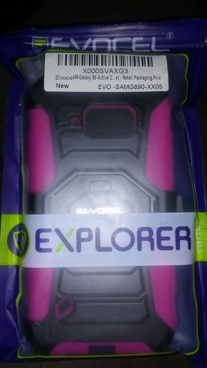 New Explorer phone case galaxy S6 for Sale in High Point, NC