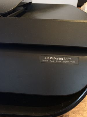 HP Office Jet 4652 Printer for Sale in Northport, AL