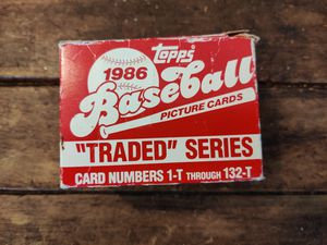 1986 Topps Baseball Cards for Sale in West Covina, CA