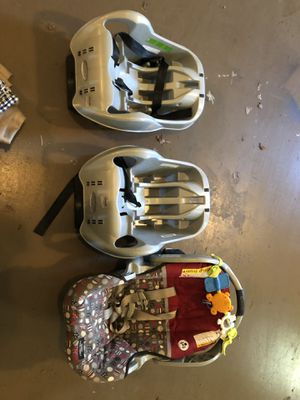 Graco Car Seat & Two (2) Bases for Sale in Bentonville, AR