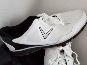 Callaway spikeless golf shoes size 11 for Sale in Tarpon Springs, FL