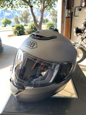 Shoei qwest motorcycle helmet for Sale in Lake Elsinore, CA