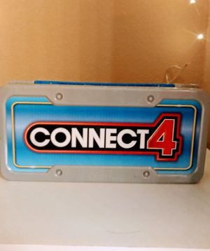 CONNECT 4 Board Game - Tin Travel Edition NEW for Sale in Murrieta, CA