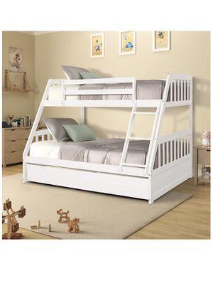 Twin over full bunk bed for Sale in Marietta, GA