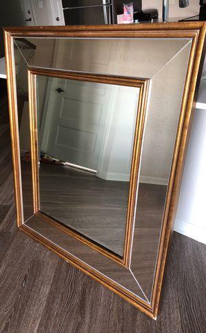 Heavy antique mirror for Sale in Atlanta, GA