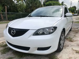"""MAZDA 3 2006 STANDARD """"NOT AUTOMATIC"""" for Sale in West Palm Beach, FL"""