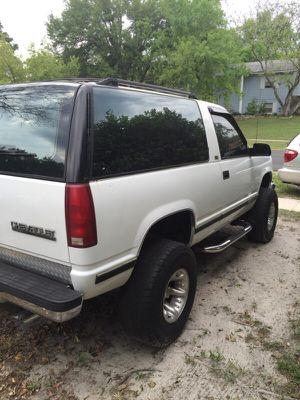 1993 Chevy blazer (PRICE DROP) for Sale in Apopka, FL