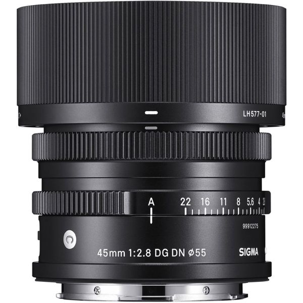 Sigma 45mm f/2.8 DG DN Contemporary Lens for Leica L mount