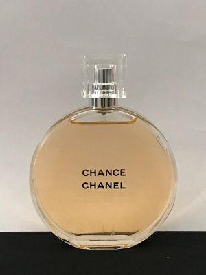 Perfume. Chanel Chance Perfume 3.4oz $120 for Sale in Las Vegas, NV