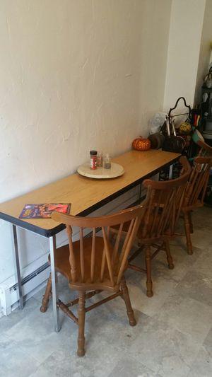 Folding Table / Breakfast Bar for Sale in York, PA