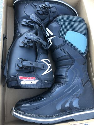 Dirt bike boots Axo drone for Sale in Los Angeles, CA