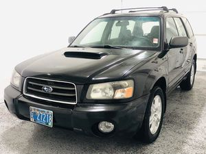 2004 Subaru Forester XT AWD Automatic Clean Title *We Finance Here* for Sale in Vancouver, WA
