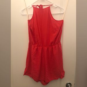 BCBGeneration hot pink romper for Sale in Immokalee, FL