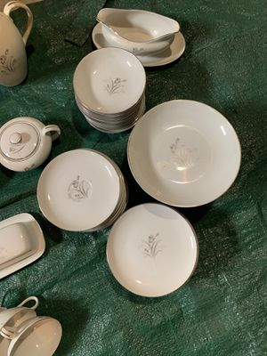 Assorted China Dinnerware (MATCHING) for Sale in Whitman, MA