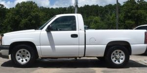2004 Chevy Silver/1500 Very Good condition. Strong engine good trans very reliable work truck has removable side panels Ice Cold Ac asking $4000 for Sale in Tampa, FL