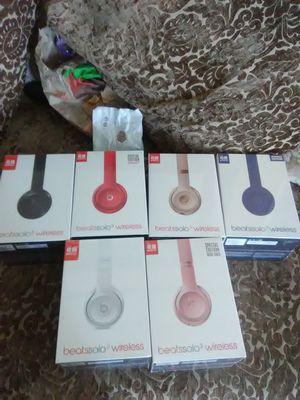 Beatssolo3 wireless$175 OBO! for Sale in Cerritos, CA