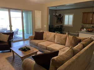 Sectional couch for Sale in San Tan Valley, AZ