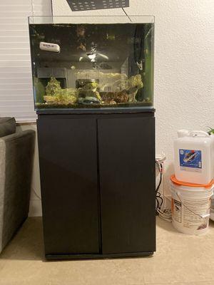 JBJ Saltwater Fish Tank for Sale for Sale in Miami, FL
