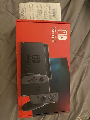 Nintendo Switch Brand New w/ receipt for Sale in Las Vegas, NV