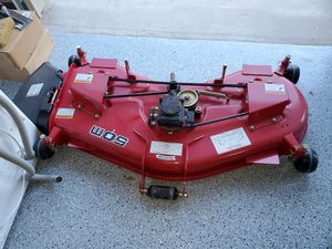 Mahindra belly mower for Sale in Conroe, TX
