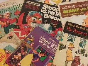 Vintage Children's Vinyl Records (Lot of 7) for Sale in Massillon, OH