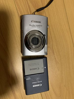 Canon PowerShot ELPH SD870 IS 8.0 MP Compact Digital Camera for Sale in Sunnyvale, CA