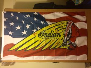 Indian Motorcycles banners 3x5ft 15.00 firm for Sale in Jacksonville, FL